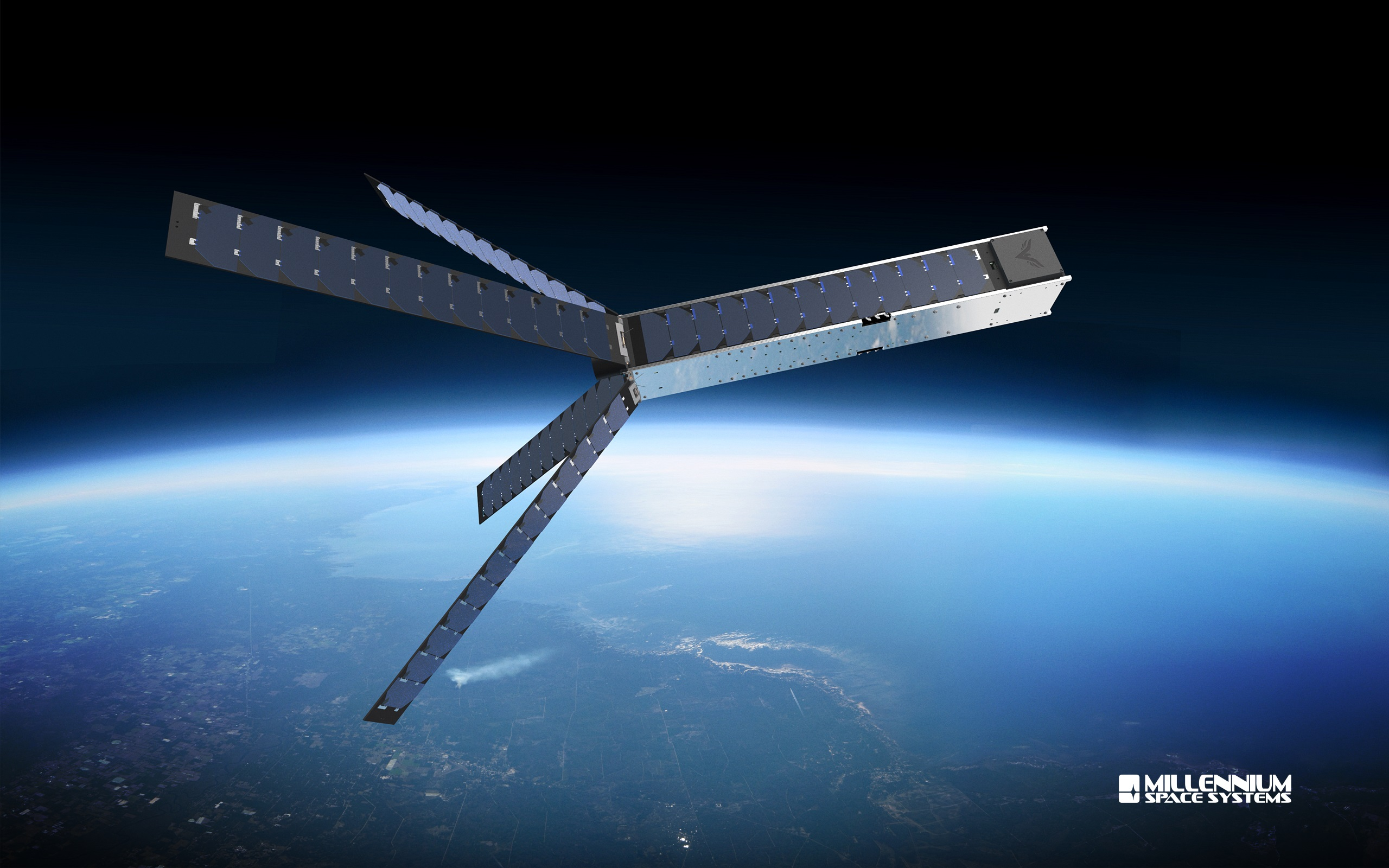 Millennium Space Systems Altair Satellite Solutions