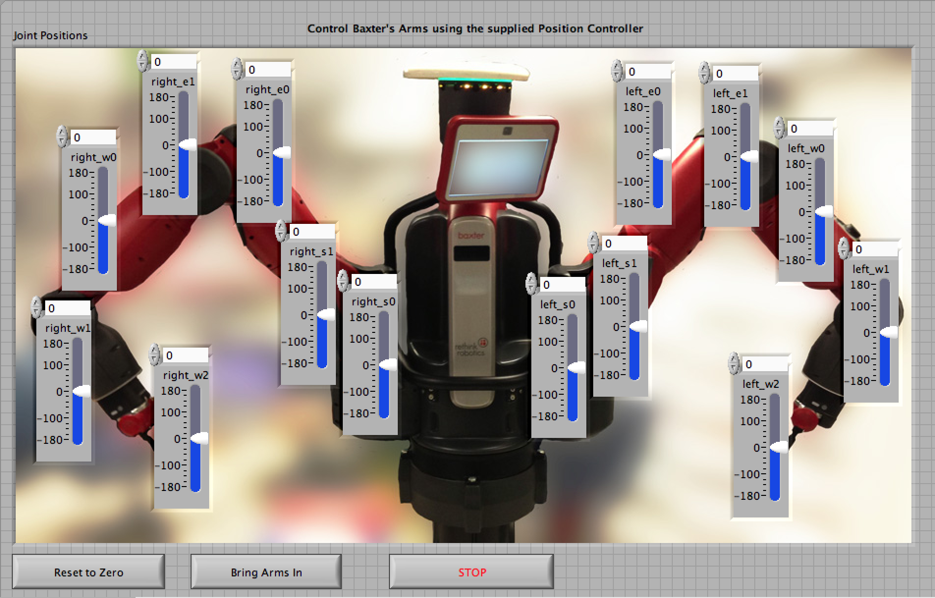 Introducing LabVIEW and the Robot Operating System (ROS