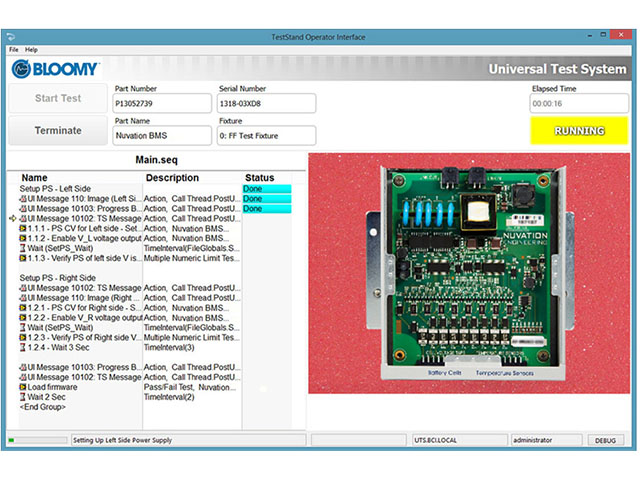 A Flexible, Cost-Effective Battery Management Systems (Bms