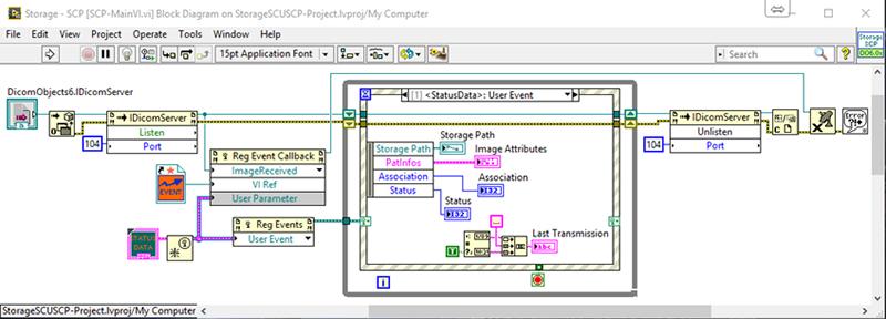 DicomObjectsVIEW – ein neues LabVIEW-Toolkit zur Verarbeitung von