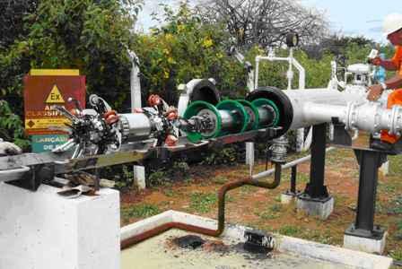 Pipeline Inspection Pig Pipeline Inspection Gauge