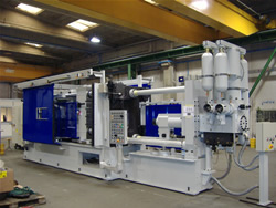 High Speed Control Of Hydraulic Die Casting Machine Using