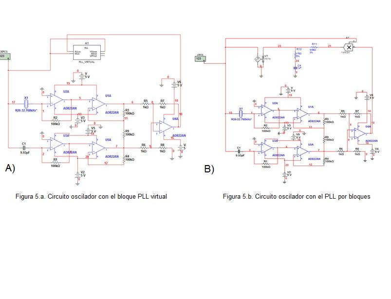 Circuito Zumbador Piezoelectrico : Simulación circuito electrónico acondicionador para un