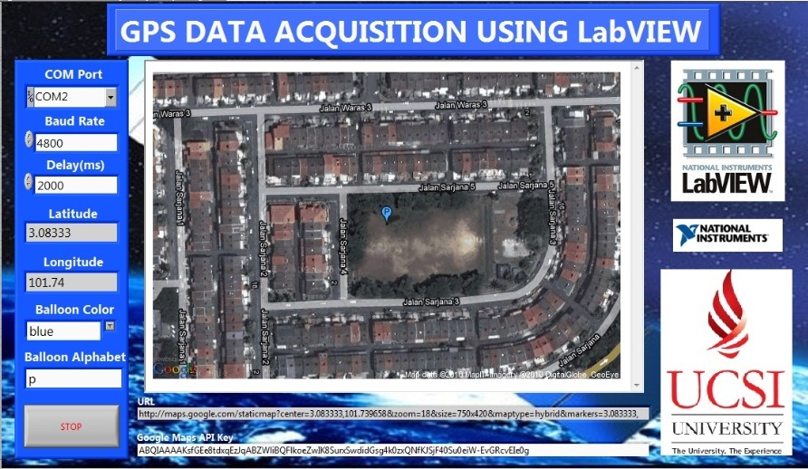 Using LabVIEW to Acquire GPS Data - Solutions - National Instruments
