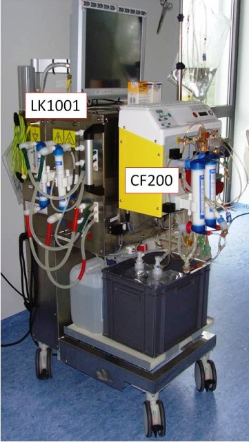Using Labview And Compactrio To Create A Liver Dialysis
