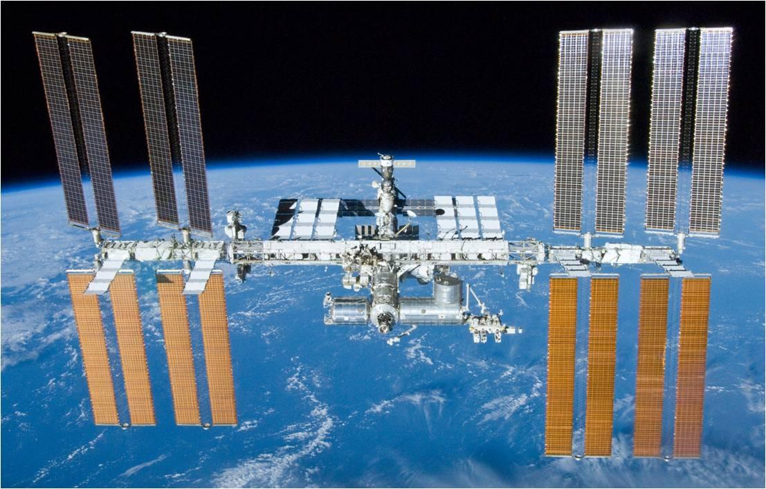 hi def space station - photo #15
