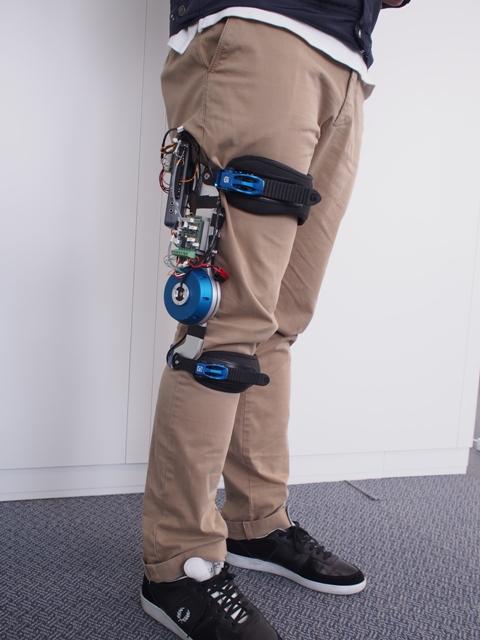 现代汽车基于labview和labview Rio架构开发了穿戴式步行辅助机器人 Solutions