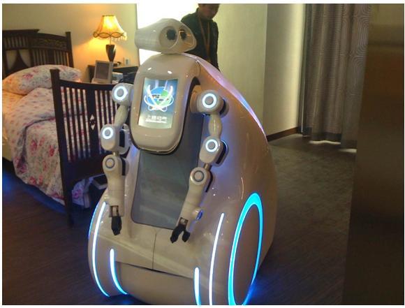 基于CompactRIO的家居监控机器人 Solutions