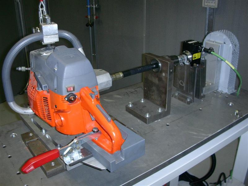 Schema Elettrico Inverter Per Motori : Banco dinamometrico per motore t e con freno elettrico
