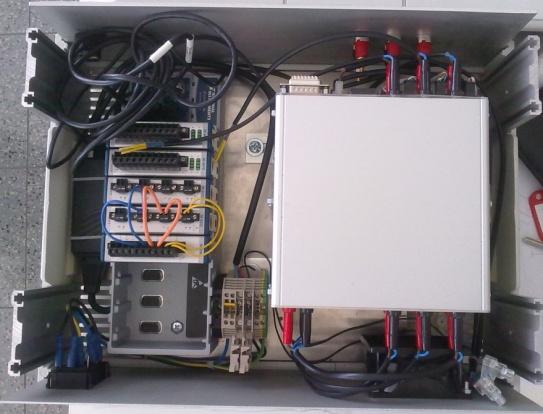 Schema Quadro Elettrico Per Pompa Sommersa Trifase : Generatore acquisitore trifase programmabile per l