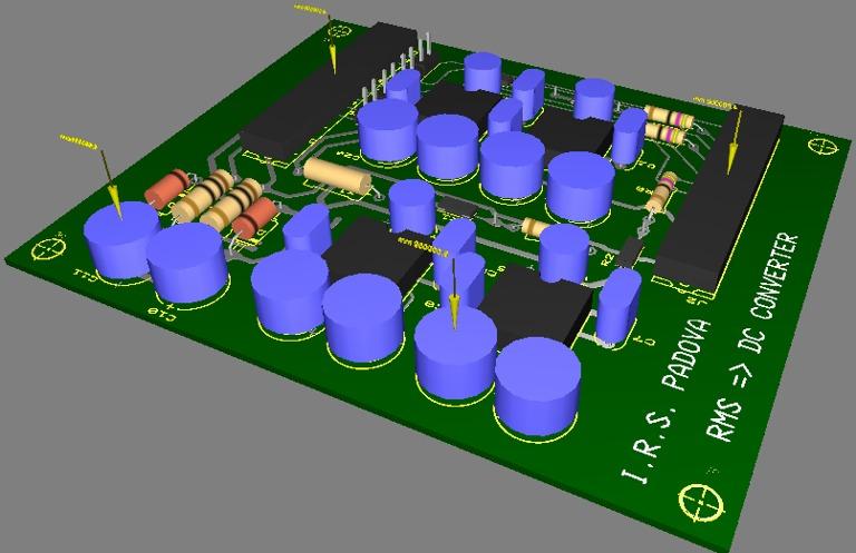 Convertitore di vero valore efficace solutions for Simulatore di costruzione di case online