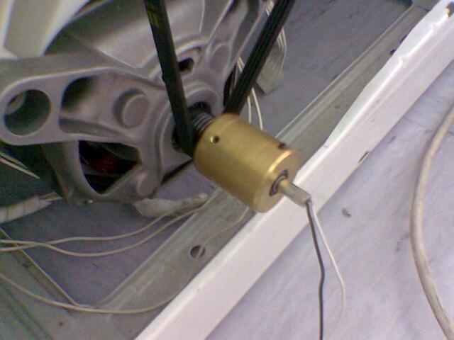 Schema Collegamento Motore Lavatrice 7 Fili : Collegare motore lavatrice