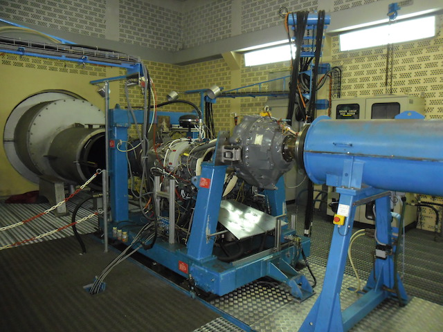 Aia Turboprop Engine Test Cell Upgraded With Labview And