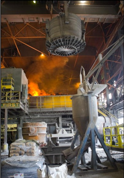 nucor case Nucor corporation case study nucor corporation case study nucor corporation case study introduction in 1998, nucor was a fortune 500 business with 6,900 workers and had sales of $43 billion in iron alloy and steel-related products.