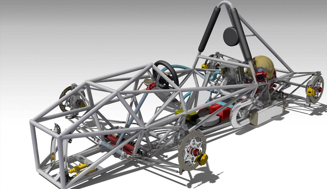 Formula Student Suspension