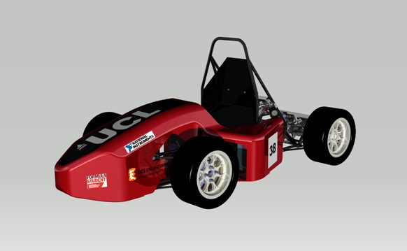 Optimising the Suspension Setup of a Formula Student Race Car Using