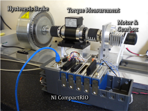 Creating an Endurance Testing Solution for Motor and Gearbox
