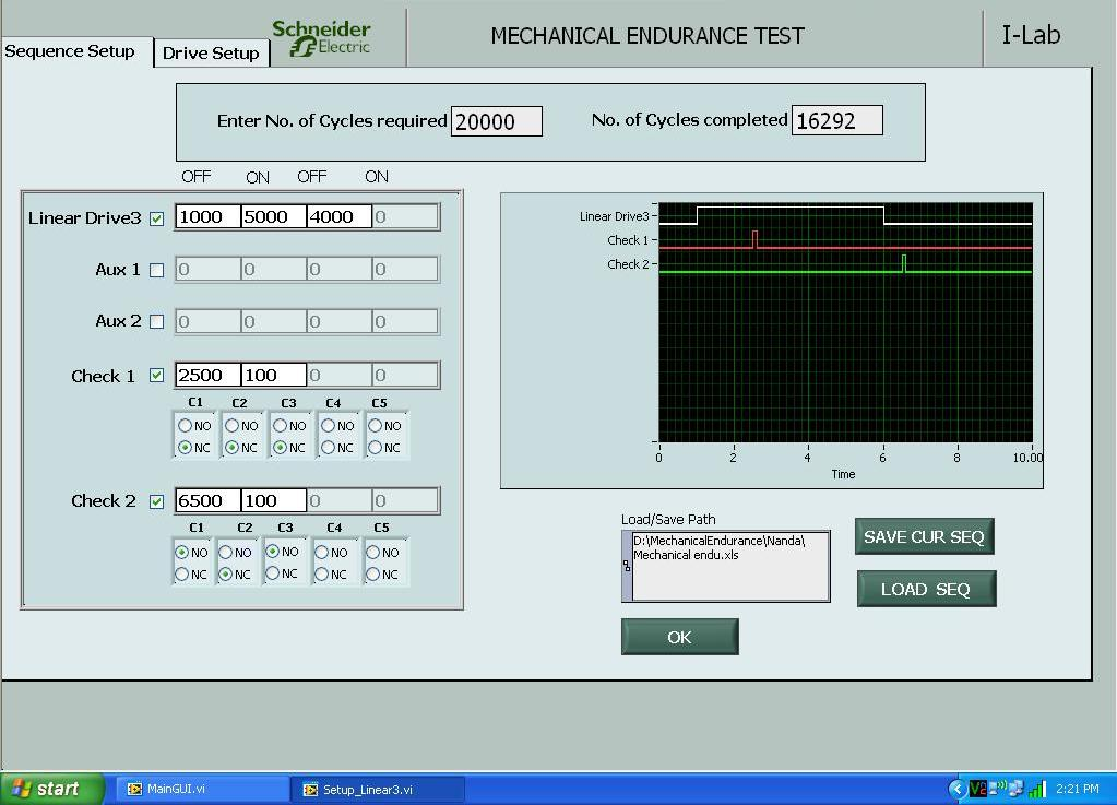 Using CompactRIO and LabVIEW to Develop an Automated Test Bench for