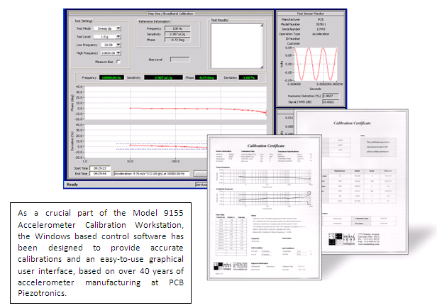 Calibrating Accelerometers With an NI PCI-4461 Data Acquisition