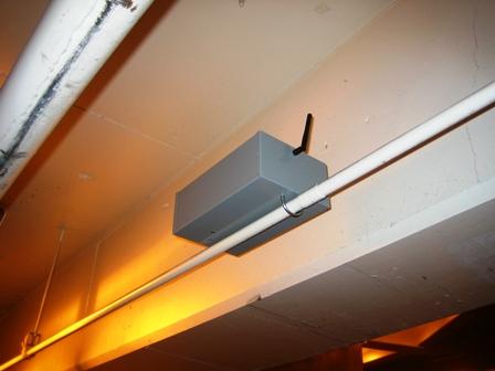 Deploying an NI Wireless Sensor Network to Monitor Parking