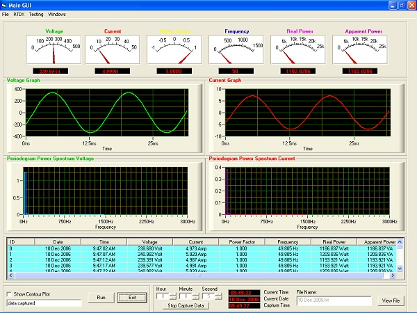 Creating A Power Quality Monitoring System Using Ni