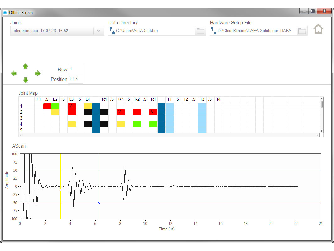 Using Labview To Develop A Weld Inspection System Solutions Welding Joint Diagram National Instruments