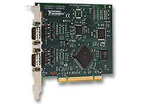 NI PCI-8431/2 (RS485 and RS422)