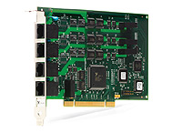 NI PCI-8433/4 (Industrial RS485/RS422)