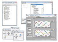 NI Electrical Power Measurement Palette for LabVIEW