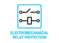 Electromechanical Relay Protection Trainer by Bitlis-MEN