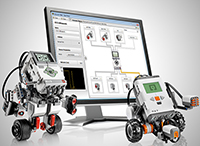 NI LabVIEW Module for LEGO® MINDSTORMS®