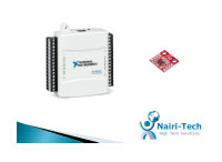 MPU-9250 MEMS Sensors Driver for LabVIEW by Nairi-Tech