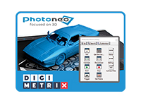 Library for Photoneo PhoXi 3D Scanners by DigiMetrix GmbH