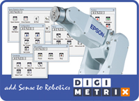 Robotics Library for EPSON - DigiMetrix GmbH