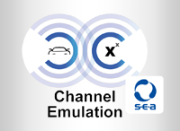 SEA V2X Add-On for LabVIEW - CHANNEL EMULATION (CEM) by S.E.A. Datentechnik GmbH