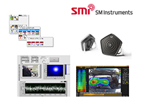 Software Libraries for SeeSV Sound Camera by SM Instruments