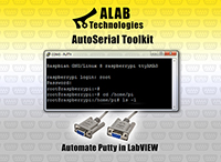 AutoSerial Toolkit by Alab Technologies