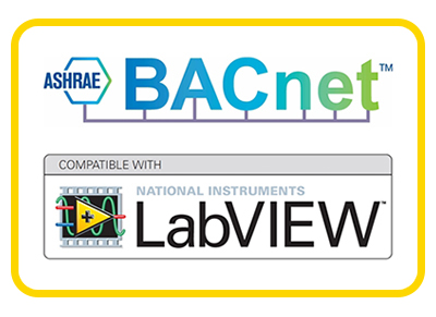 BACnet MS/TP Protocol for LabVIEW by Ovak Technologies