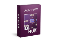 Deep Learning Platform (DLHUB) for LabVIEW by ANSCENTER