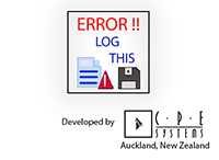 Error Logger by CPE Systems NZ Ltd