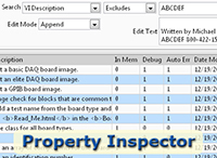 Property Inspector by ABCDEF