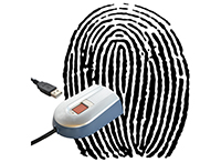 WF 2111 USB Fingerprint Reader for LabVIEW by WireFlow