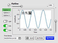 Flatline Controls by JDP Science