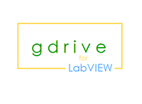 GDrive for LabVIEW by National Instruments