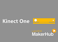 Interface for Microsoft Kinect One by LabVIEW MakerHub