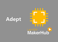 Interface for Adept by LabVIEW MakerHub