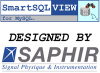 SmartSQLVIEW for MySQL Toolkit - SAPHIR