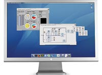NI LabVIEW Full Development System for Mac OS X