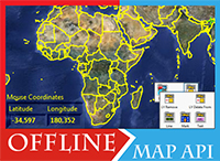 Offline Map API by Innovative Solutions