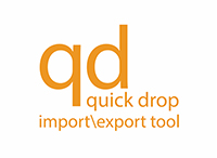 Quick Drop Import/Export by Bitlis-MEN